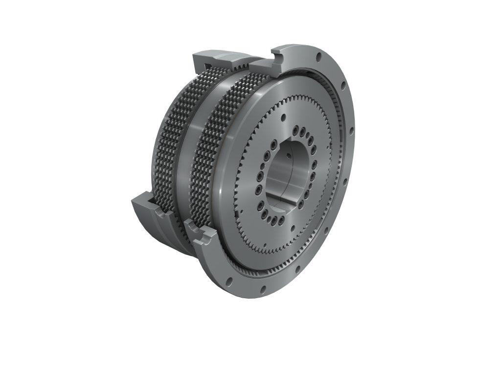Hydrauliczny zespół sprzęgło-hamulec serii 123